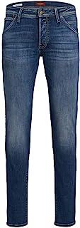 Men's Glenn Fox 204 Slim Jeans, Blue