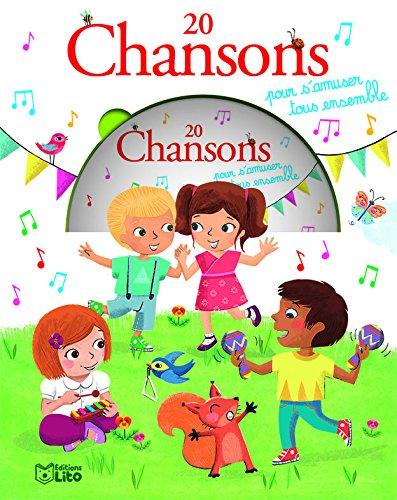 Mes Premieres Chansons (CD) : 20 chansons pour s'amuser tous ensemble - Dès 3 ans