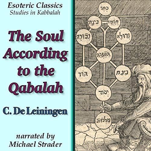 Couverture de The Soul According to the Qabalah