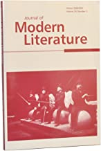 Journal of Modern Literature, Volume 24, Number 2 (Winter 2000/2001)