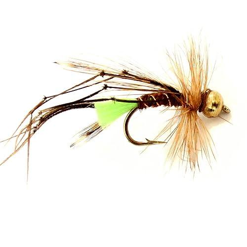 BARBLESS Gold-head Daddy Long-Legs Standard Lure Trout Flies