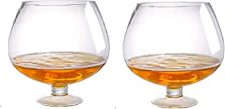 【morningplace】 特大 ビール グラス ビアグラス 乾杯 誕生日 ジョーク グッズ に 2000ml (2個セット)