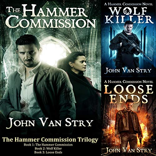 Hammer Commission: 3 Book Series