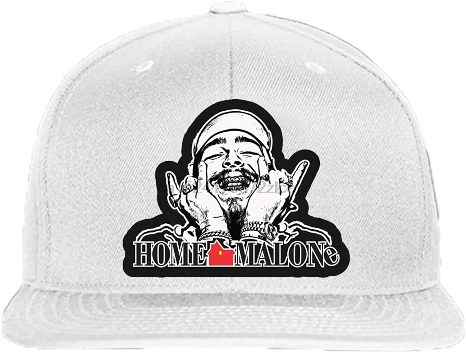 AAMOUISE Baseball Cap Post Malone House Malone FashionHiphop Street Unisex Casual Hat Style