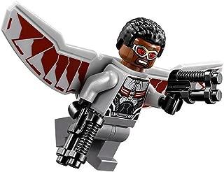 LEGO Captain America: Civil War - Falcon Minifigure 2016