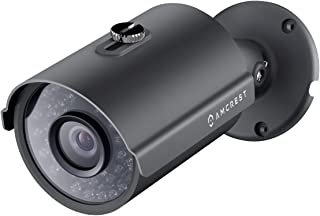 Amcrest 1080p HDCVI Standalone Bullet Camera (Black) (DVR Not Included)