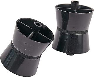 2 X Vervangende Rollers Voor SPINCARE Platenreinigingsmachine