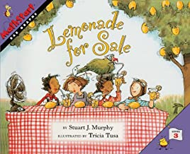 Lemonade For Sale (Turtleback School & Library Binding Edition) (Mathstart: Level 3 (Prebound))