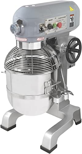 lowest Heavy Duty gear popular driven 2021 commercial planetary mixer, 30 quart, 120V, Adcraft PM-30 online sale