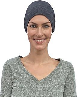 Cate & Levi - Chemo Hats Women - Cancer Caps - 100% Organic Cotton - Sleep Headware