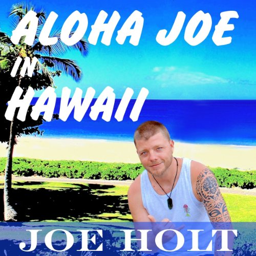 Aloha Joe in Hawaii audiobook cover art