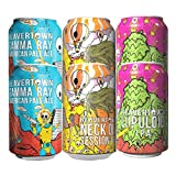 Beavertown Craft Beer Mixed Case - 6 Pack (Gamma Ray Pale Ale, Neck Oil Session IPA, Lupuloid IPA)