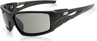 R7 Safety Wrap-Around ANSI Sungl Z87.1+ Premium Eye Protection Bait Master by Rio Ray Optics
