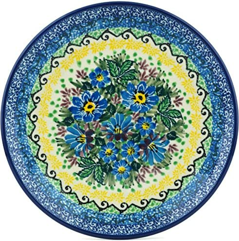Credence Polish Pottery 7¾-inch Dessert Plate Ceramika Max 56% OFF made by Artysty