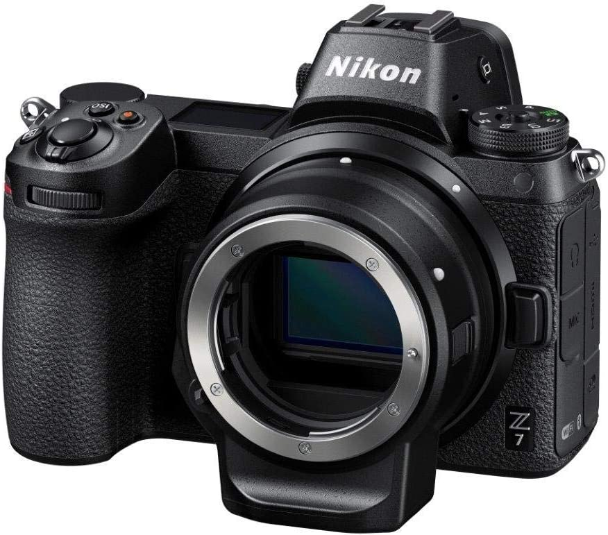 Nikon High quality new Z7 FX-Format mart Mirrorless Camera and Kit f with 24-70mm 4 S