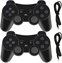 Molgegk Wireless Controllers Replacement for PS3 Remote...