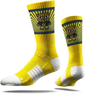 Strideline NCAA Tokyodachi Premium Athletic Crew Socks, One Size