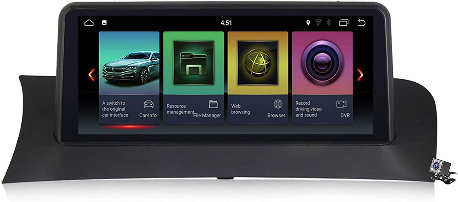 Car Stereo Android 10.0 Radio 2 Special price for a limited time Din Unit Head Excellence X4 BMW X3 F25