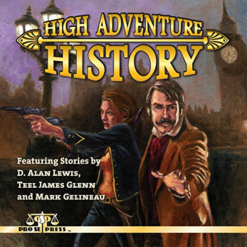 High Adventure History audiobook cover art