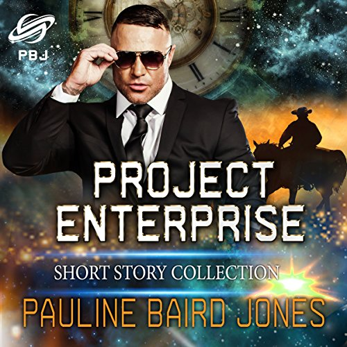 Project Enterprise audiobook cover art