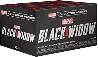 Funko Marvel Collector Corps Subscription Box, Black Widow Theme, May 2020, Medium T-Shirt