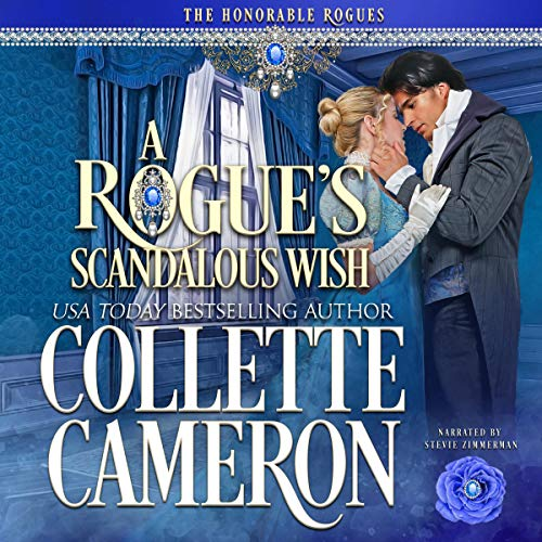 A Rogues Scandalous Wish cover art