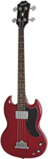 Epiphone EB-0 Bass - Bajo eléctrico, color cherry