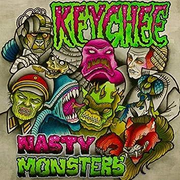 Nasty Monsters
