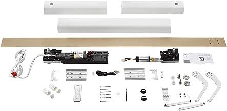 Somfy 2401582 Synapsia 1000 io motorisering voor vlieghutters, verfijnd met een Situo 1 io afstandsbediening