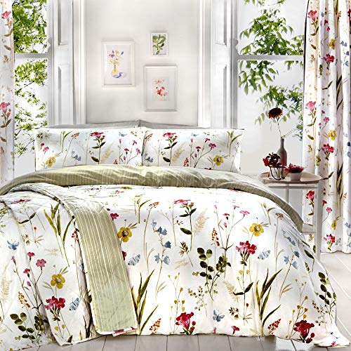 Dreams & Drapes - Spring Glade - Parure de lit Double - Multicolore
