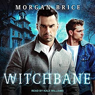 Witchbane audiobook cover art