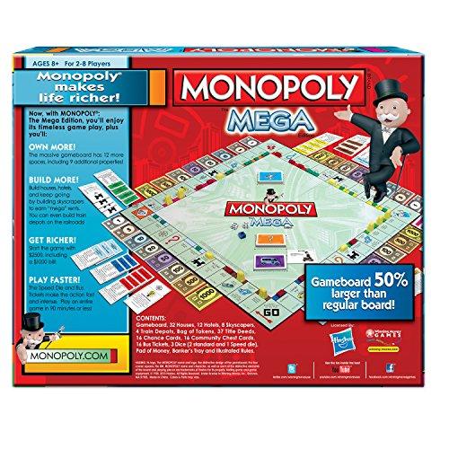 Monopoly: Mega - 1