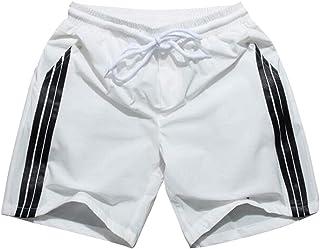 Grimgrow Big Boys' Athletic Shorts Drawstring Quick Dry Lightweight Short Pants