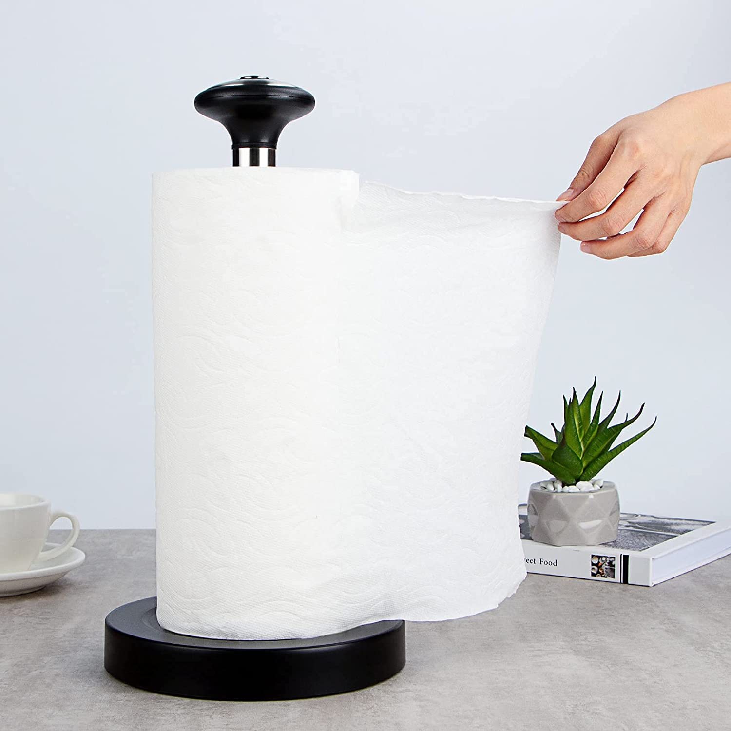 Hillbond Stainless Steel Paper Towel Holding Max 66% OFF 2021 To Holder for