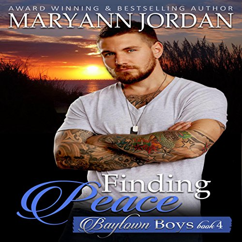 Finding Peace: Baytown Boys audiobook cover art