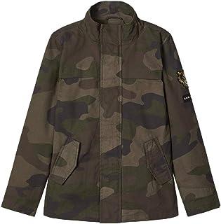 NAME IT Nkmmylvester Camo Jacket Chaqueta para Niños