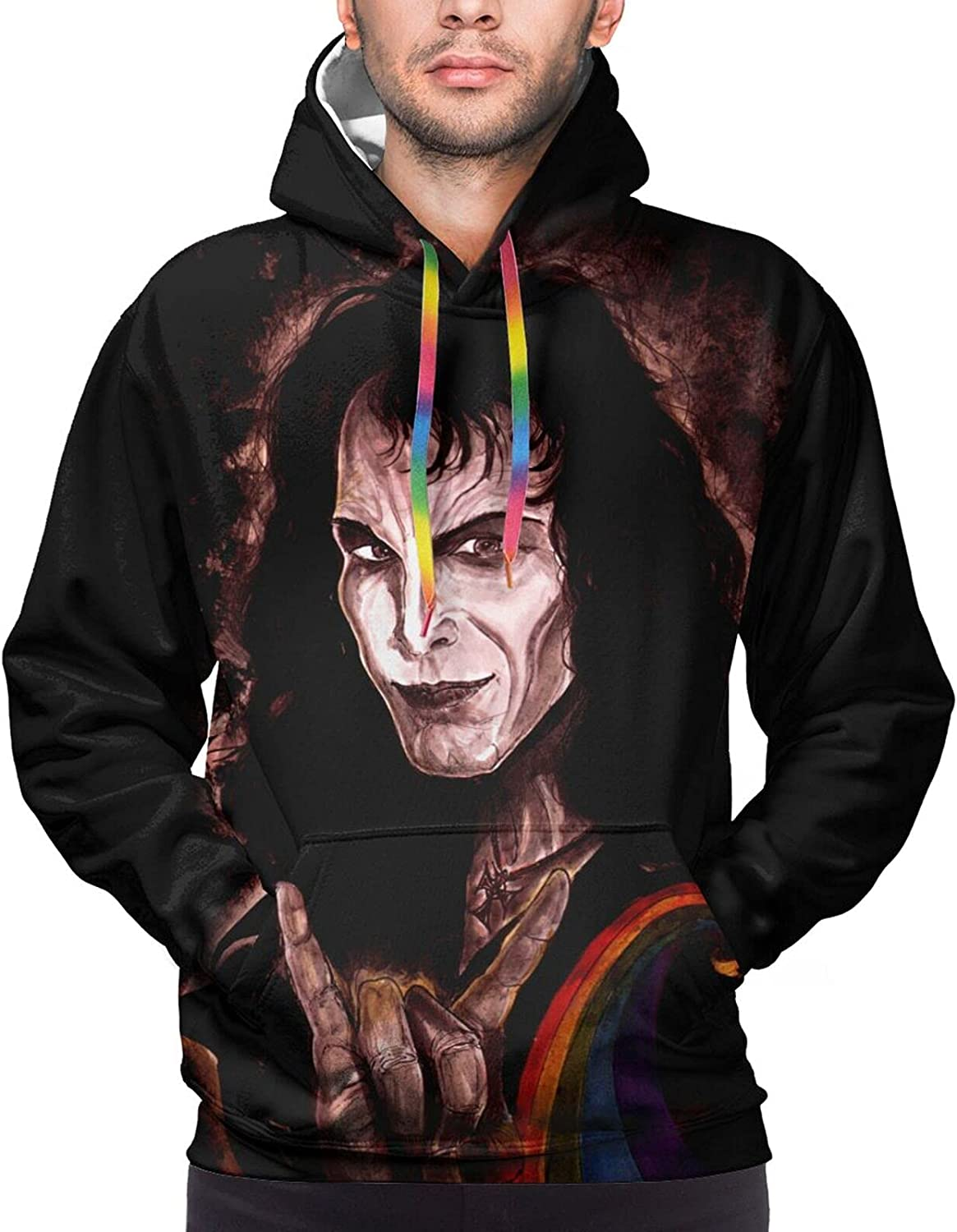 Ronnie James Dio Pullover Man Outdoor leisure sports Travel loos