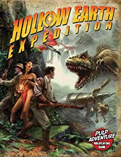 Hollow Earth Expedition RPG (EGS1010, 6x9)