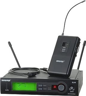 Shure SLX14/85 Lavalier Wireless System, G5