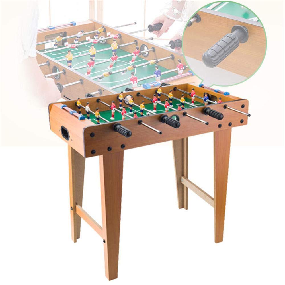 Dynamicoz Mesa de futbolín de fútbol de tamaño competitivo con 2 Bolas, Juego de Mesa de