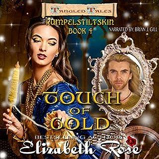 Touch of Gold: Rumpelstiltskin audiobook cover art