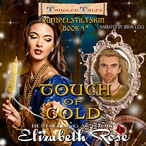 Touch of Gold: Rumpelstiltskin audiobook cover art