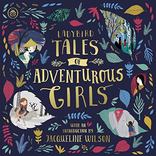 Ladybird Tales of Adventurous Girls audiobook cover art