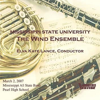 Mississippi State University Wind Ensemble March 2, 2007