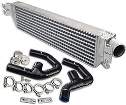 Twin Turbo Intercooler Kit For VW GOLF MK5 MK6 GTI FSI JETTA 2.0T AUDI A3