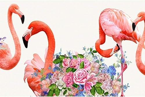 ahorra hasta un 70% Puzzle House- Diseño Flamingo Art Painting, Rompecabezas de Basswood, Cut Cut Cut & Fit, 500  5000 Piezas en Caja Ilustración Puzzles de Madera Juguetes Arte para Adultos -0416  costo real
