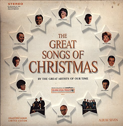 The Great Songs of Christmas, Vol. 7 (Goodyear)