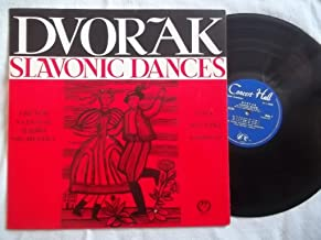 AM 2233 Dvorak Slavonic Dances French National Radio Paul Kletzki LP