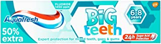 Aquafresh Big Teeth Toothpaste, 75ml