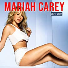 Mariah Carey Calendar 2021-2022: Queen of Christmas 16-Month Monthly Agenda For Pop Music Singer Fans